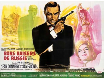 From Russia WIth Love/Bons Bai