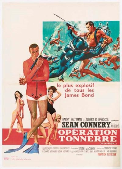 Thunderball/Operation Tonnerre