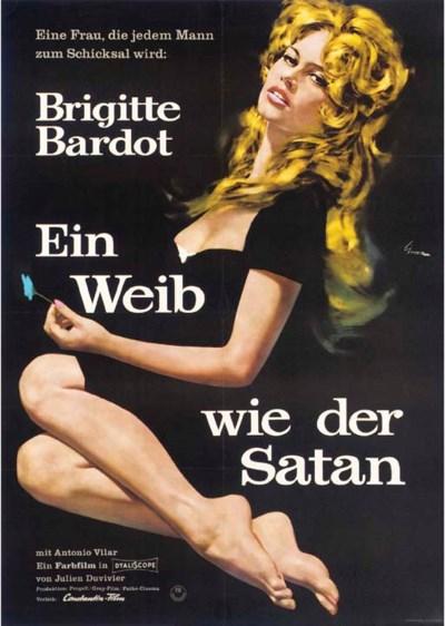 La Femme Et Le Pantin/Ein Weib
