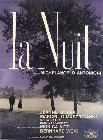 La Nuit/La Notte