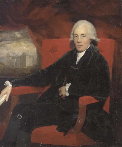 Circle of Sir Henry Raeburn (1