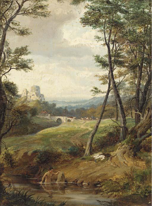 Attributed to Patrick Nasmyth (1787-1831)