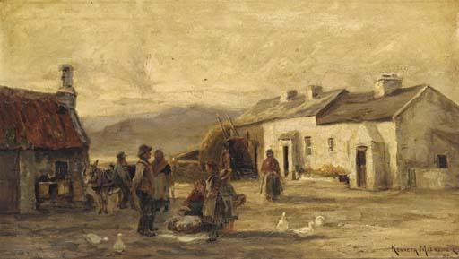 kenneth Mackenzie (fl.1884-189