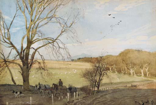 Tom Scott, R.S.A. (1854-1927)