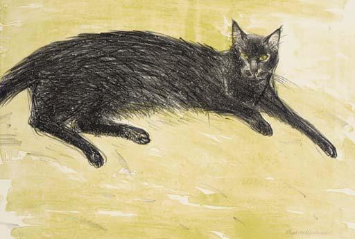 After Elisabeth Violet Blackadder, R.A., R.S.A., R.S.W. (B.1931)