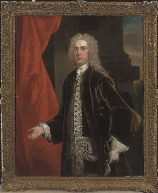 Circle of Thomas Hudson (1701-1779)