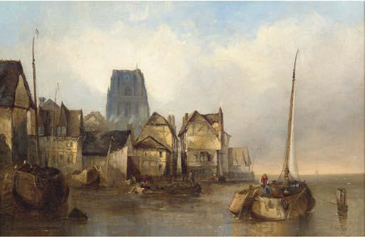 Alfred Montague (fl.1836-1870,