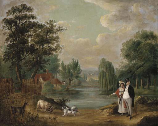 Follower of Joseph Farington