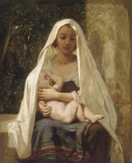 Frederick Goodall, R.A. (1822-