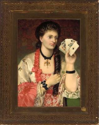 Emma Sandys (1834-1877)