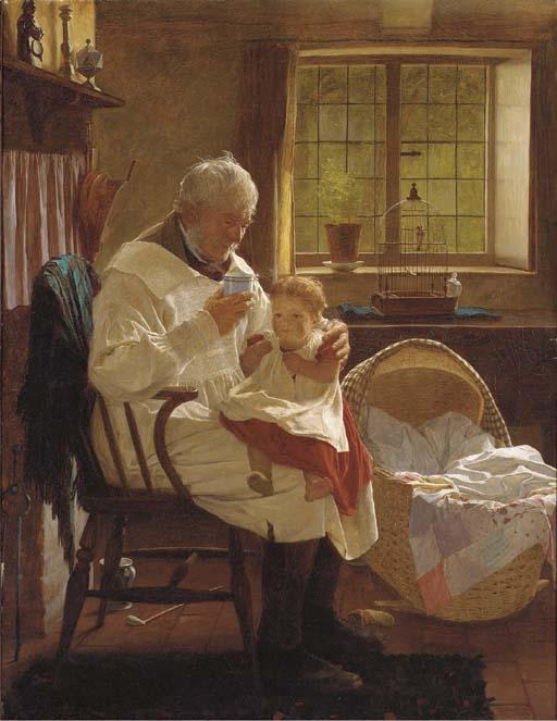 James Hayllar, R.B.A. (1829-1920)