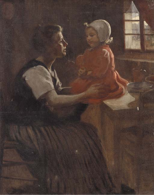 Follower of Stanhope Alexander Forbes, R.A.