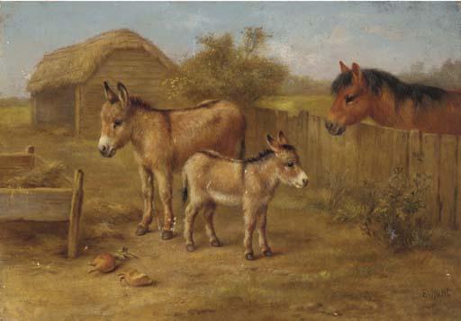 Edgar Hunt (1876-1955)