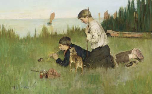 Oscar Wilson (1867-1930)