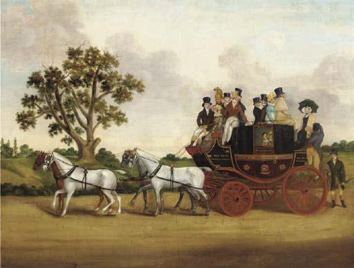 Samuel Woodhouse, circa 1824