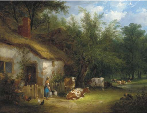 Henry Shayer (1825-1864) and C