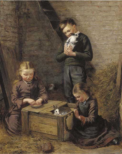 William Robinson, circa 1879