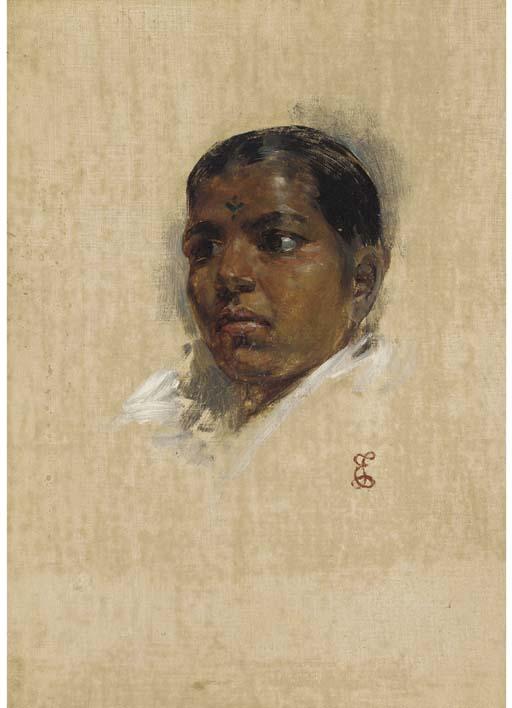Edwin Long, R.A. (1829-1891)