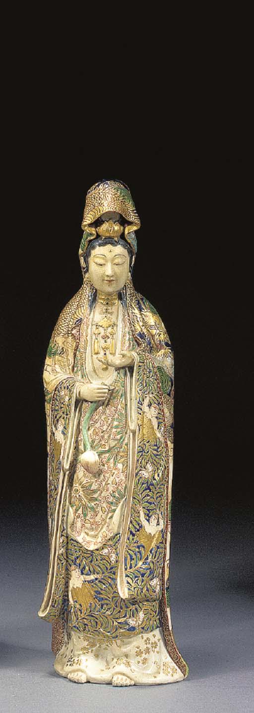 A SATSUMA MODEL OF KANNON 19TH