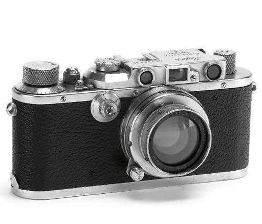 Leica III no. 138432