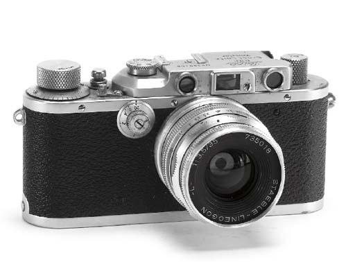 Leica IIIa no. 299406