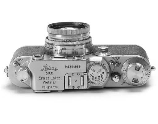 Leica IIIc no. 364059