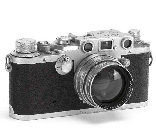 Leica IIIc no. 407336