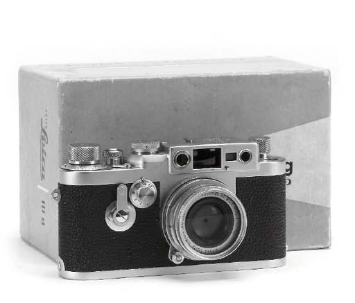 Leica IIIg no. 893000
