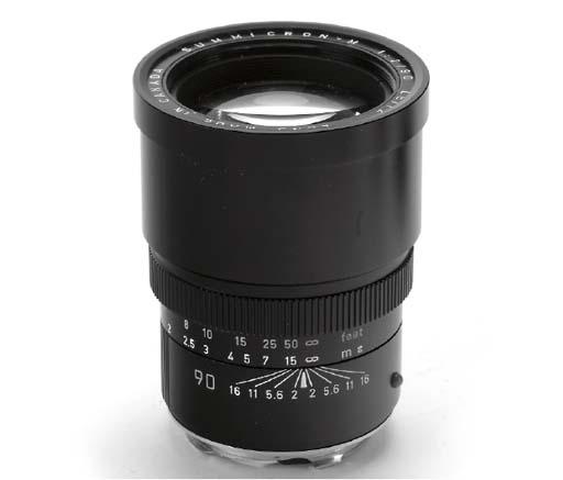 Summicron-M f/2 90mm. no. 2814