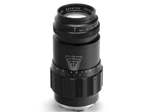 Tele-Elmar f/4 135mm. no. 2084