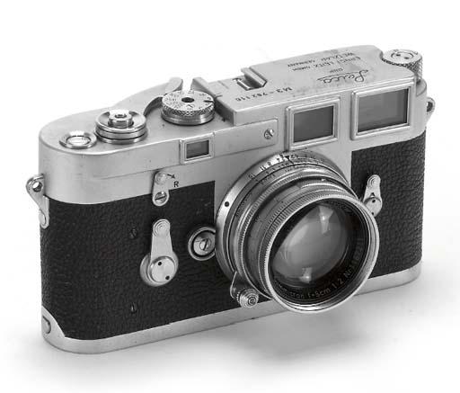 Leica M3 no. 782116