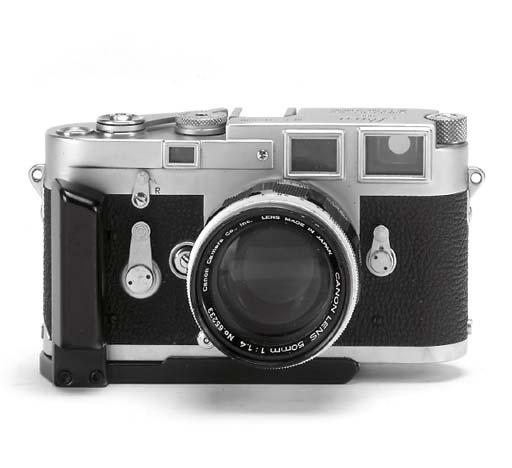 Leica M3 no. 912500