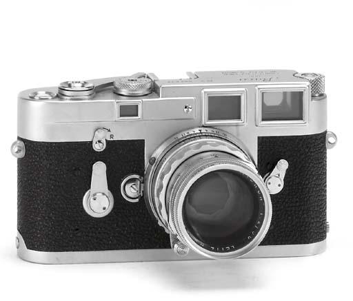 Leica M3 no. 992632