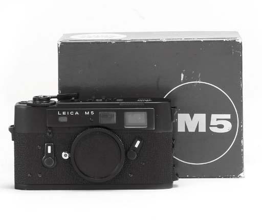 Leica M5 no. 1376576