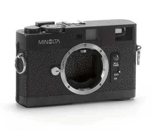 Minolta CLE no. 1013638