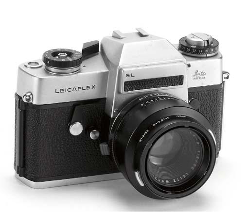 Leicaflex SL no. 1221986
