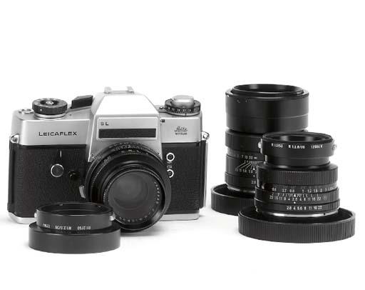 Leicaflex SL no. 1366026