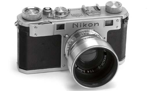 Nikon M no. 6092507