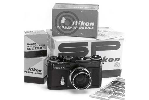 Nikon SP no. 6218841