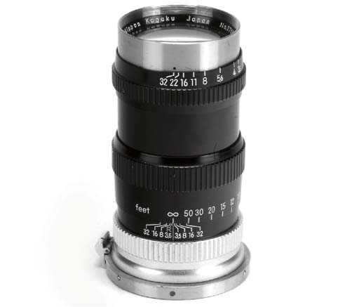 Nikkor-Q f/3.5 13.5cm. no. 275013