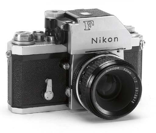 Nikon F no. 6852823