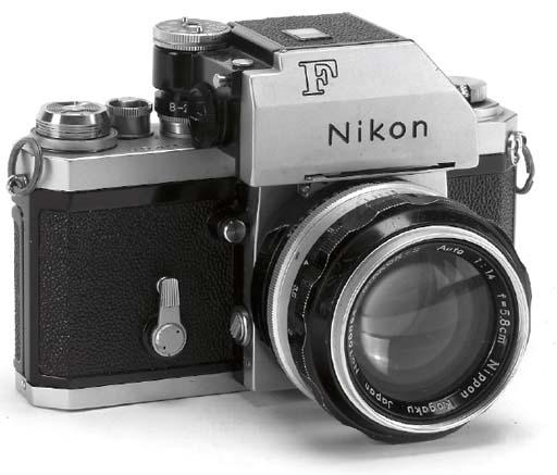 Nikon F no. 7085847