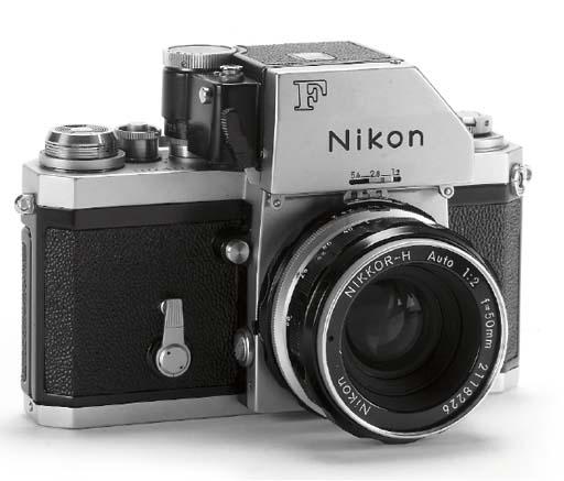 Nikon F no. 7170524