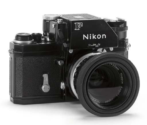 Nikon F no. 7274136