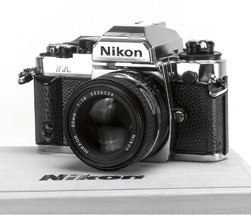 Nikon FA Gold no. 2006251