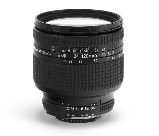 Nikkor f/3.5-5.6D 24-120mm. AF