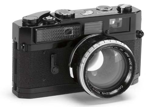 Canon 7 no. 830110