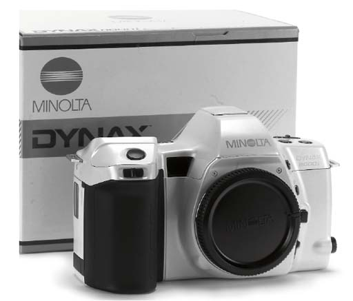 Minolta Dynax 8000i no. 202302