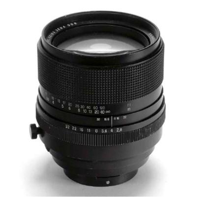 Sonnar MC f/2.8 180mm. no. 992