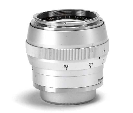 Sonnar f/2 85mm. no. 2625191